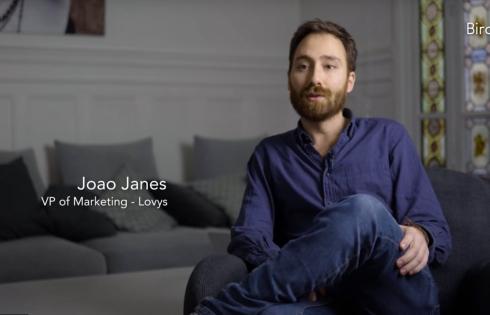LOVYS, l'assurance 100% digitale - Interview de Joao JANES - VP of Marketing at LOVYS